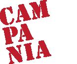 Campania pizza gourmet – Prave italijanske pice Logo